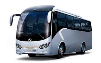 bus 33 seate