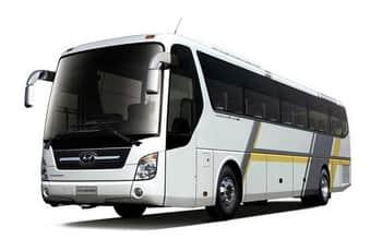 bus 45 seate