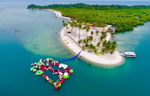 Ranoh Island Tour